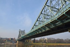 Liebesschloss-Brücken