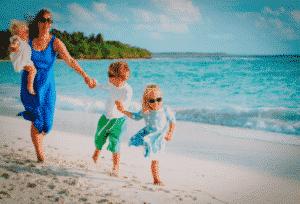 Günstig Urlaub mit Kindern