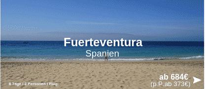 Fuerteventura Spanien