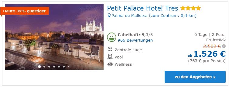 Pelit Palece Hotel Tress